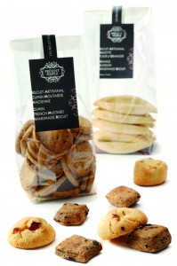 Pr-sent simple - Les biscuits