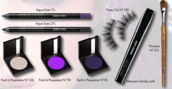 make up for ever pdts