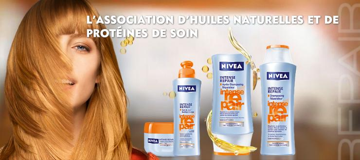 nivea intense repair