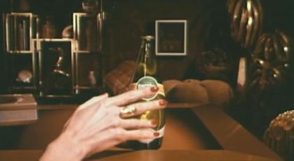 pub perrier 1976 gainsbourg