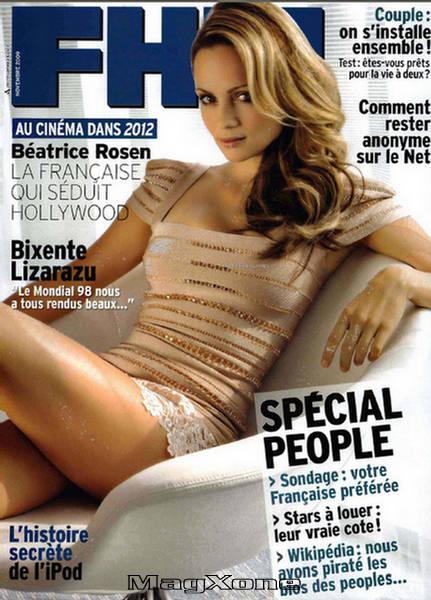Beatrice-Rosen-FHM-France-November-1