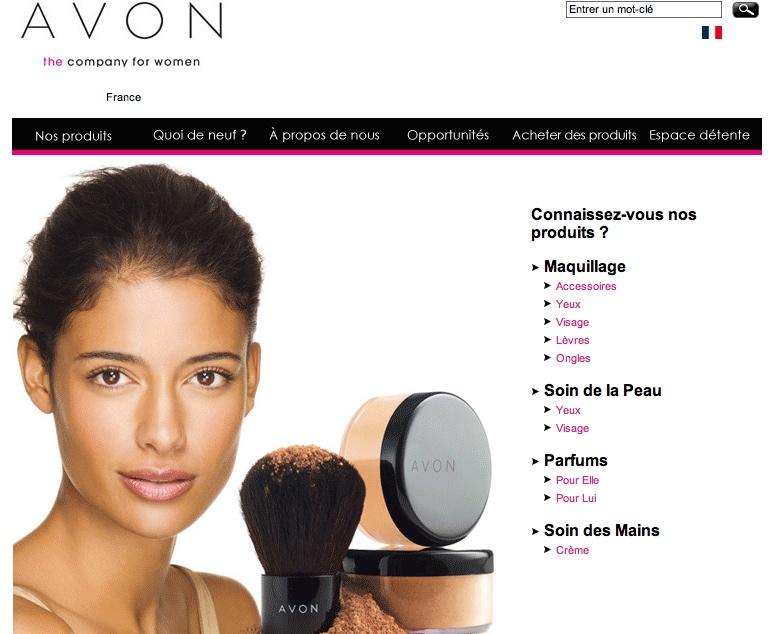 avon_site france