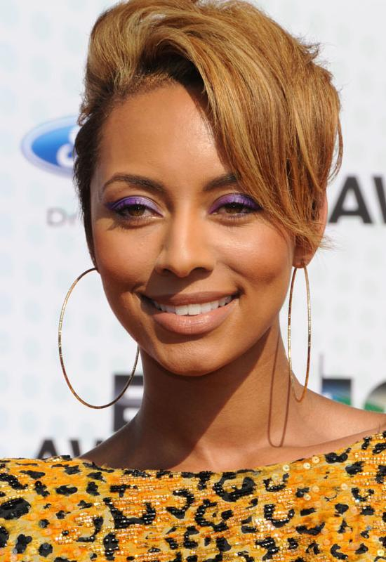 Keri Hilson Honey Blonde Weave | Dark Brown Hairs