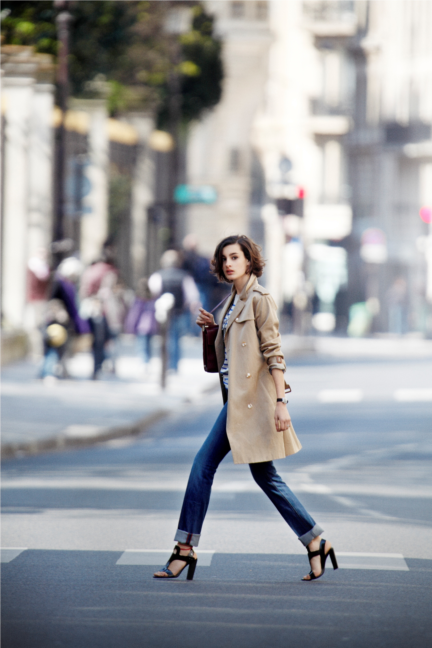 French Style Basics To Help You Look Like A Parisian
