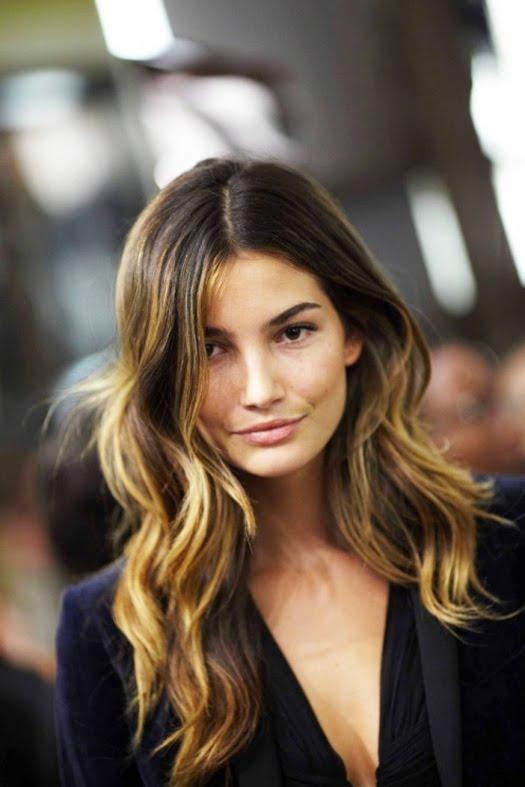 Fabuleux Tie and Dye, ou Ombré Hair sur cheveux défrisés ou tissages | Vivi-B JT26