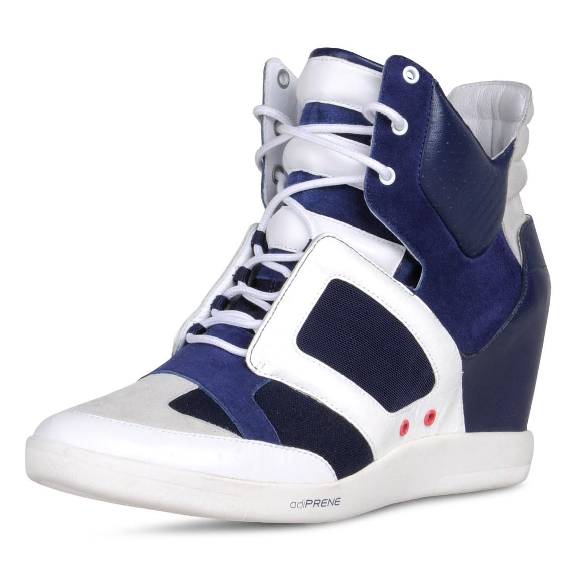 Après Nike, Adidas se met aux baskets compensées ! par