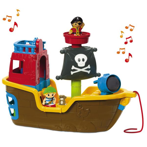 jouet bateau pirate. Black Bedroom Furniture Sets. Home Design Ideas