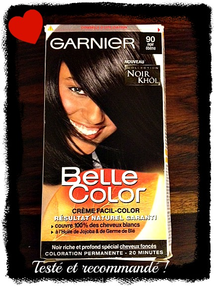 Coloration garnier cheveux crepus