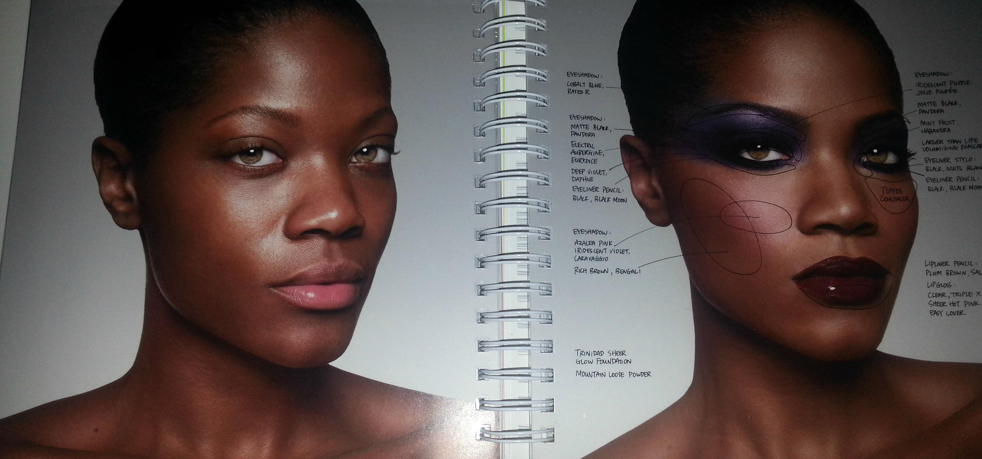 essayer des maquillages Sur le forum de liwang, y a l'adresse d'un site excellent pour essayer des coiffures et maquillages sur sa propre photo il cadre bien [].