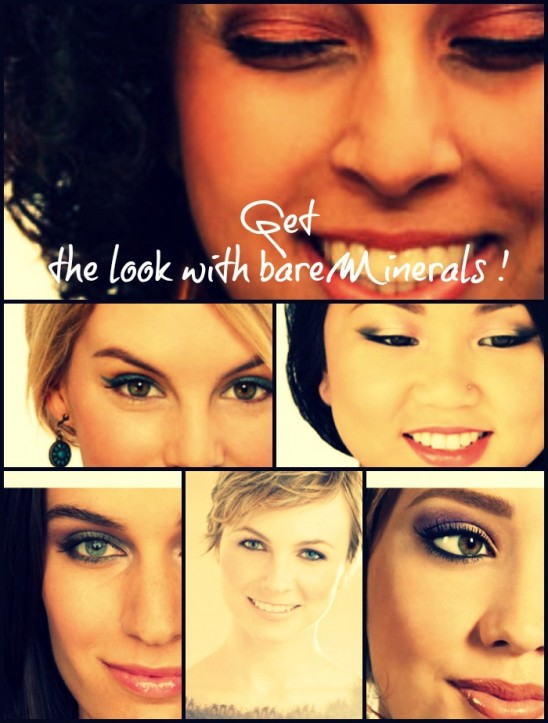 look bareminerals