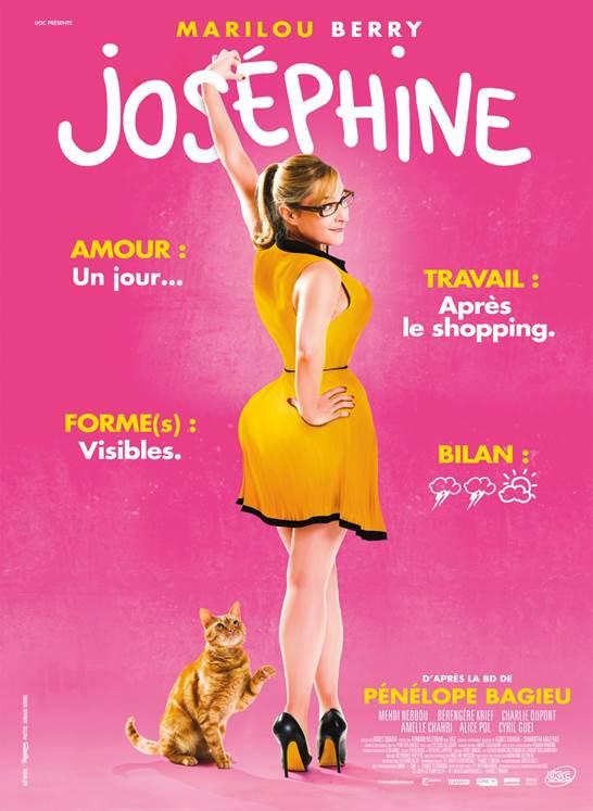 affiche film josephine