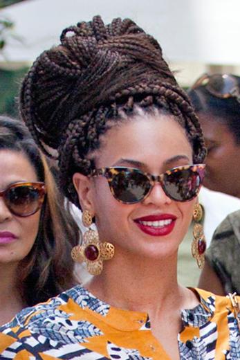 Cuba People Beyonce