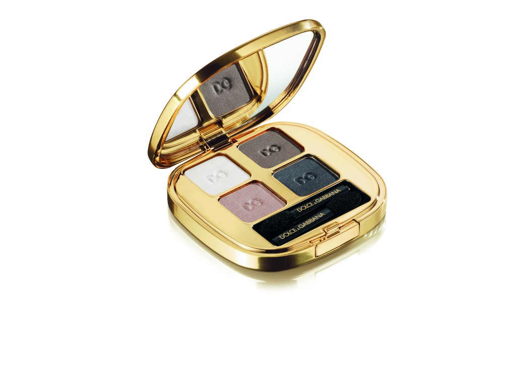 The Eyeshadow SMOOTH EYE COLOUR QUAD FEMME FATALE 100
