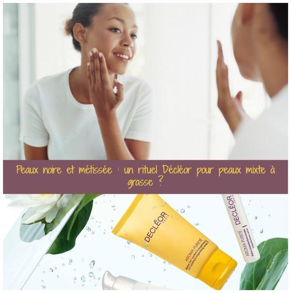 soin visage naturel pour peau noire grasse