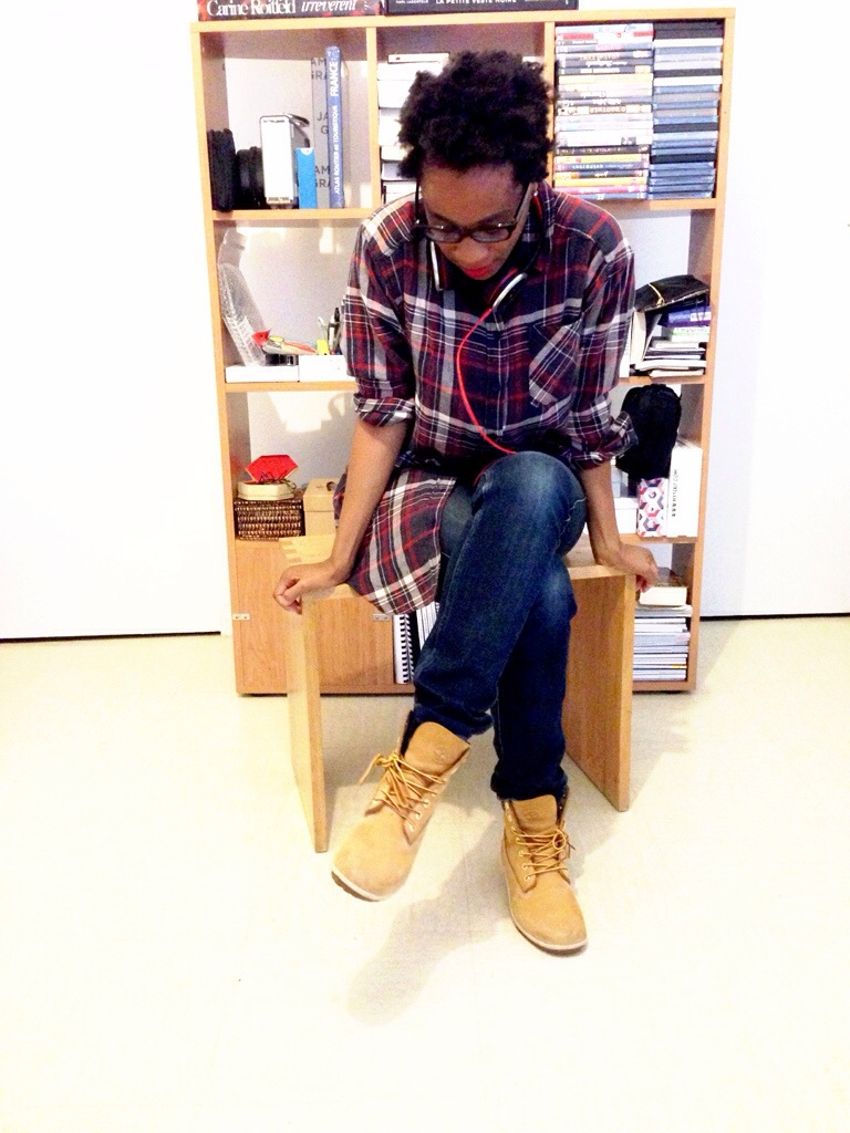 jean timberland homme