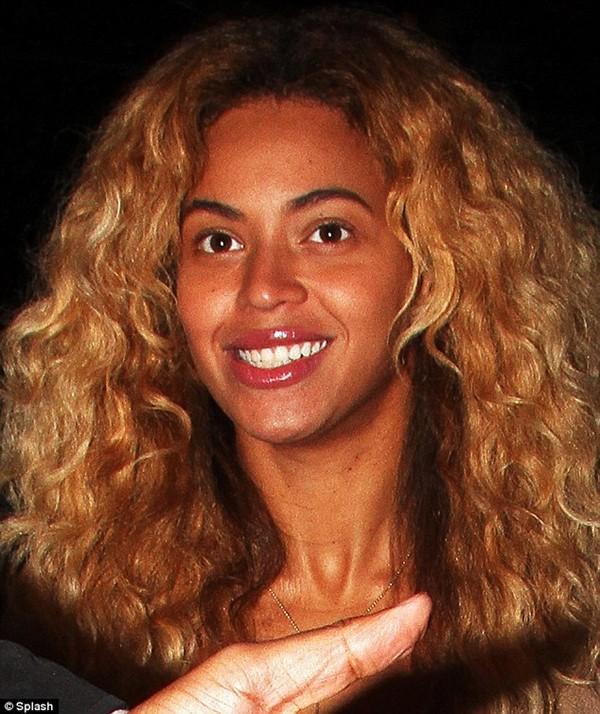 Beyonce-No-Makeup