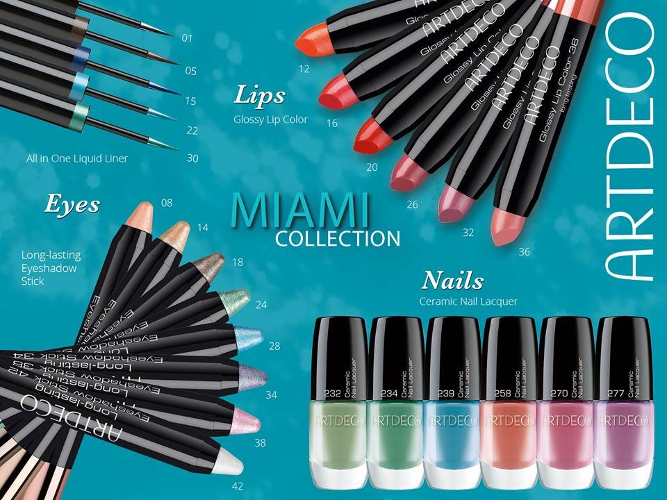 collection_miami_maquillage_artdeco