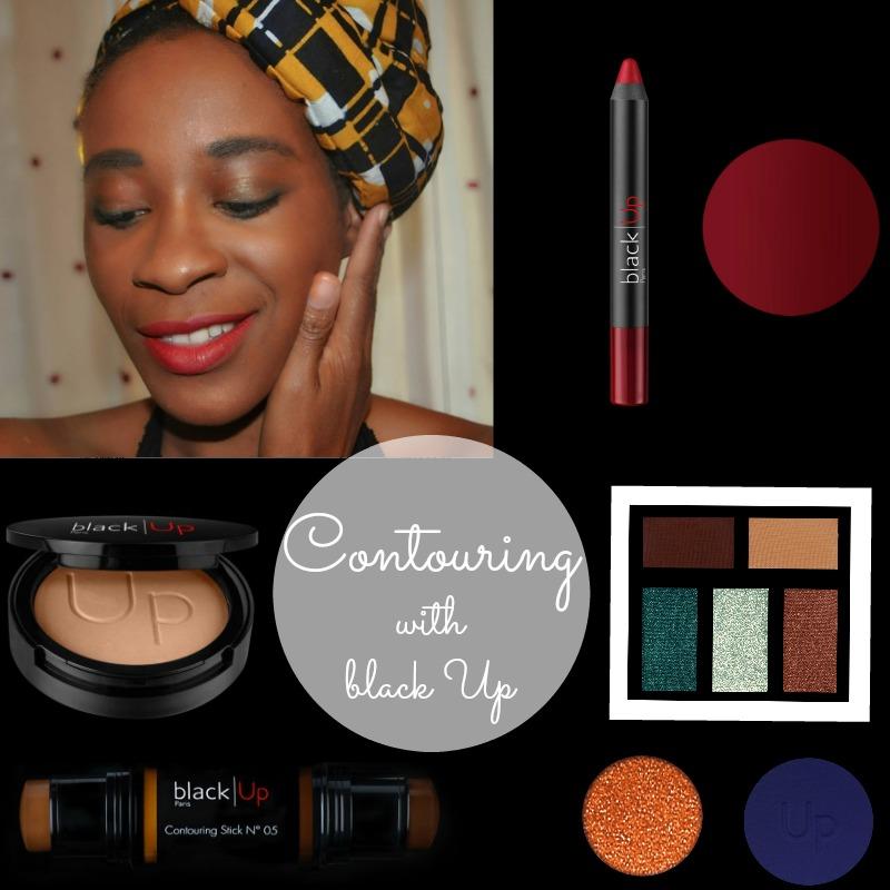 maquillage contouring peau noire. Black Bedroom Furniture Sets. Home Design Ideas