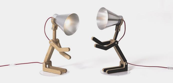 Concours d co une jolie lampe waaf gagner pour la chambre de vos enfants - Lampe de bureau originale ...
