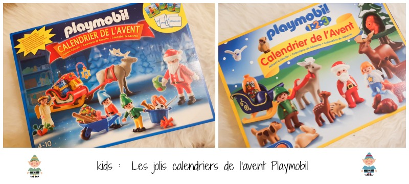 calendriers de l 39 avent playmobil vivi b. Black Bedroom Furniture Sets. Home Design Ideas