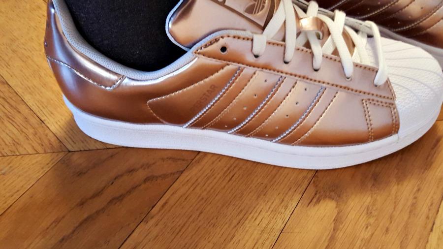 Adidas Superstar Vulc ADV Shell Toe Shoes Black Gold White