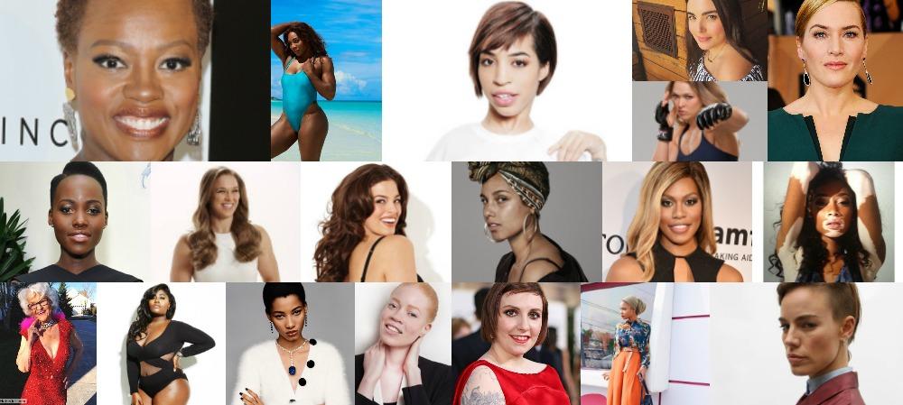 20 célébrités qui prouvent que la beauté peut être différente !