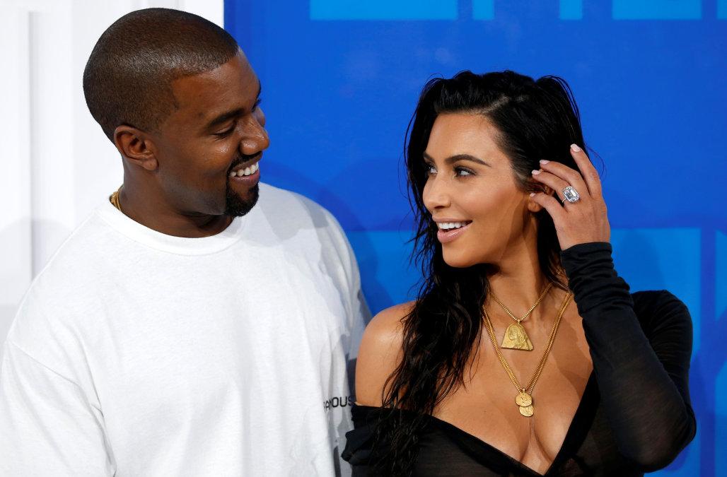 Kim Kardashian et Kanye West : le prénom de leur fille est...