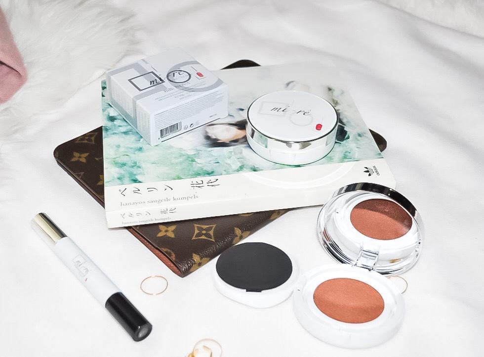 mi-rê cosmetics : la marque franco-coréenne qui aime les peaux noires !