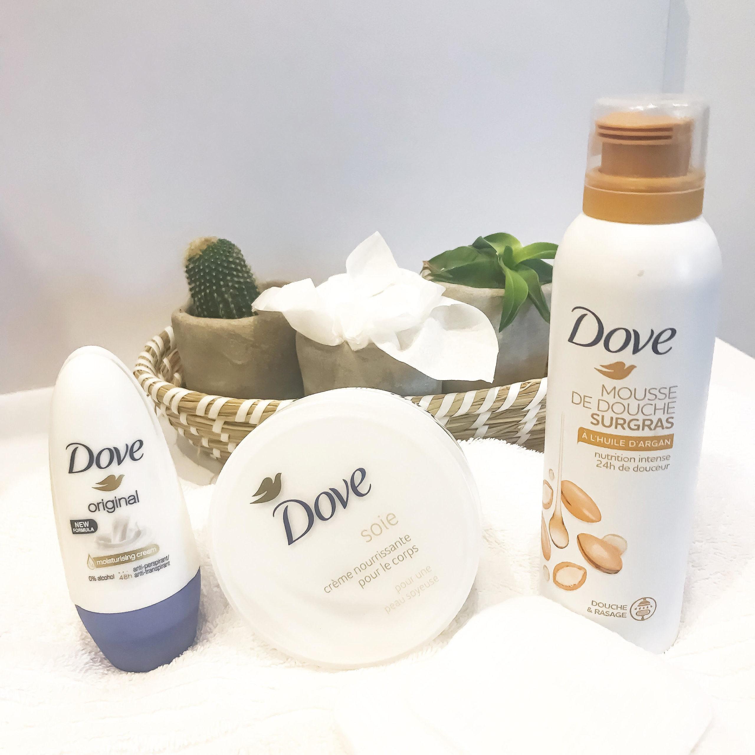 Routine beauté : Soin de la peau et petit budget avec Dove !