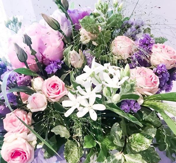Joli plaisir d'été : se faire livrer des fleurs