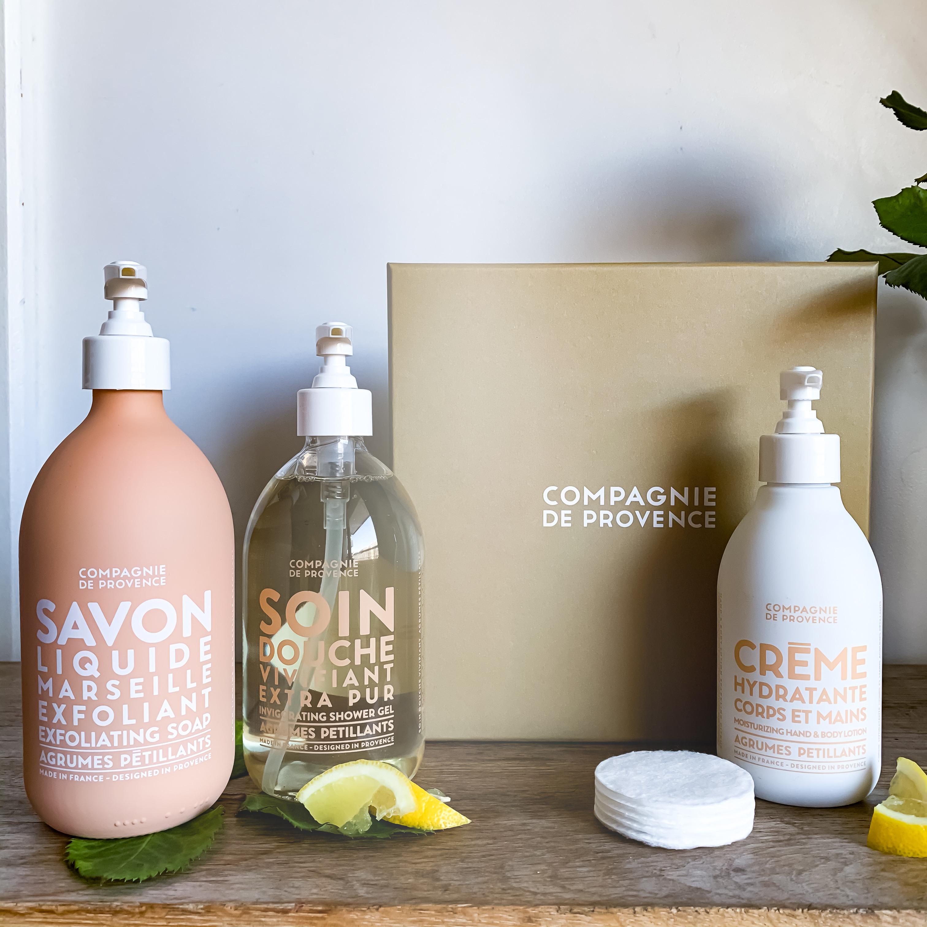 Compagnie de Provence : Les soins naturels pour la peau ?