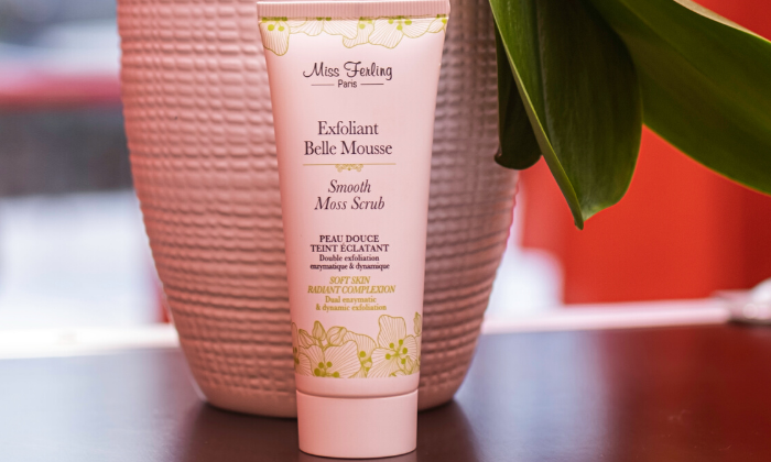 Elles ont testé : L'exfoliant Belle Mousse Miss Ferling